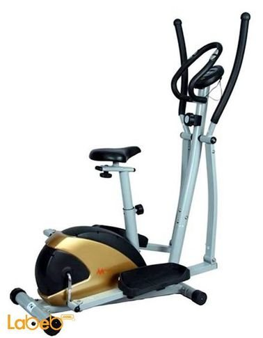 Magnetic cross Mpulse - with seat - LCD screen - 8009 model