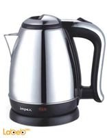 Impex electric kettle 1.8L 1500W Stainless Steamer 1801