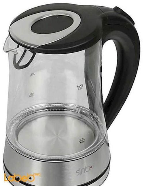 Sinbo kettle 1.7L 2200W Without power cord SK 7356