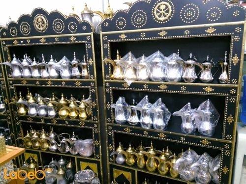 Closet To save the coffee jugs 1.1x2m Saudi industry