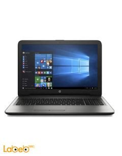 HP Laptop - Intel Core i5 - Silver - Notebook 15-ay108ne