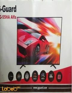 G-GUARD LED TV - 55inch - Black - GG-55HA Alfa model