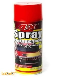 4X Spray protection - 500ml - Black color - H_2098 model
