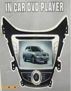 شاشة لمس للسيارة - 4*45 واط - حجم 800*480 - منفذ USB - بلوتوث