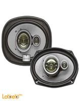 Kenwood flush mount Speaker 320W Black KFC-HQ718 model
