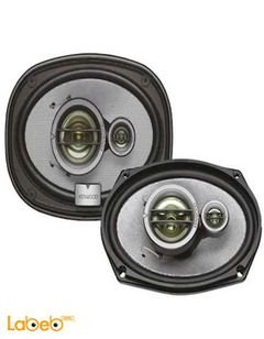 Kenwood flush mount Speaker - 320W - Black - KFC-HQ718 model
