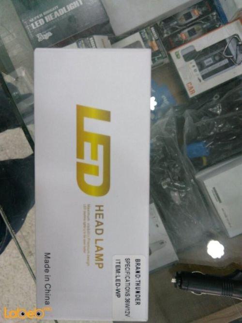 لمبات LED خلفية Thunder قدرة 36 واط طاقة 12 فولت