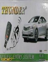 جهاز إانذار سيارة THUNDER قفل الكتروني 12 فولت اسود C119