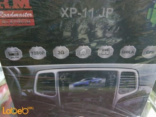 Road master car screen 6.2inch JEEP WRANGLER XP-11 JP