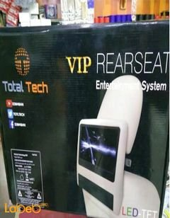 Total tech rearseat entertainment system - 9inch LED - USB port