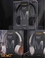 KIPA Headphone Buletooth wireless white/ black KD-B08 model