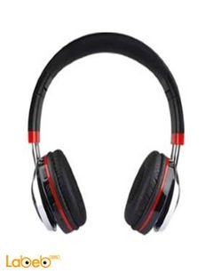 Headphone wireless Earphone - black color - STN-18 model