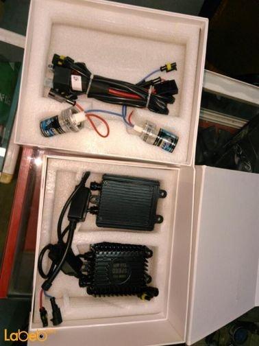 ضوء سيارة زنون Speed Hid قوة 100 واط 2700 ساعة