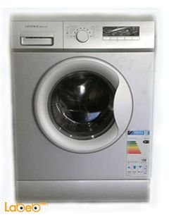 General Deluxe Washing Machine - 7Kg - 1200rpm - White - 12700