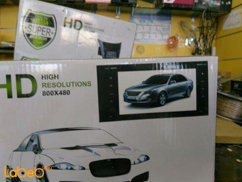 شاشة سيارات تويوتا دي في دي دقة 800*480 بكسل واي فاي 3 جي