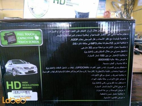 مميزات شاشة سيارات تويوتا دي في دي 800*480 بكسل واي فاي 3 جي