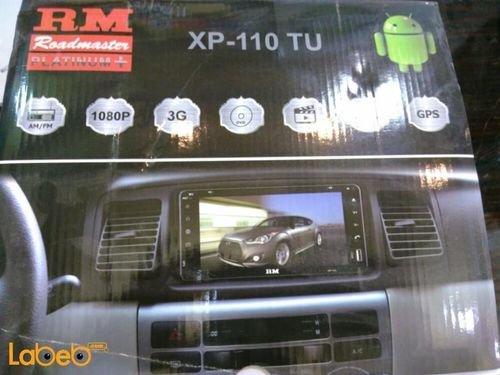 شاشة اندرويد لسيارة تويوتا roadmaster - حجم 6.95 انش - XP110 TU