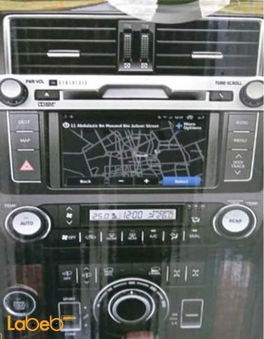 Car dvd entertainment mirror link & 3G internet - 800x480