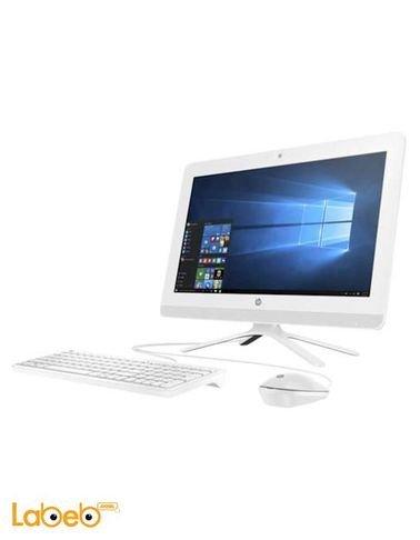 كمبيوتر مكتبي نوع اتش بي 8 جيجا بايت رام 21.5 انش 22-041nx