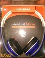 Microdigit noise canceling headphone Blue color MD881 model