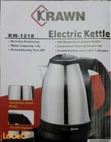 Krawn Electric kettle 1.8L 1500Watt KW_1218