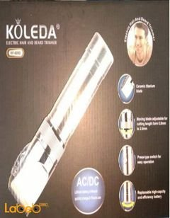 KOLEDA Electric hair clipper - 5Watt - Silver - RF_6080