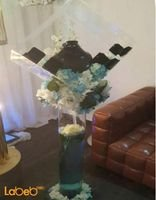 Flowers from acrylic Natural & artificial flowers
