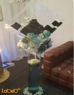 Flowers coordinated from acrylic - Natural & artificial flowers