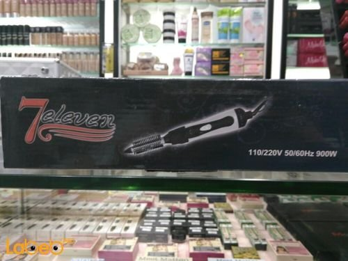 7eleven hair styler 900Watt Black color HB_805D