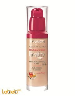 Bourjois Healthy Mix Foundation - fruit therapy - 16h shining