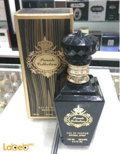 Private collection perfume - French - 100ml - Black color