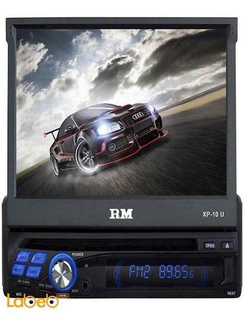 شاشة سيارة Roadmaster  الحجم 7 انش اندرويد يونفرسال موديل XP10 U