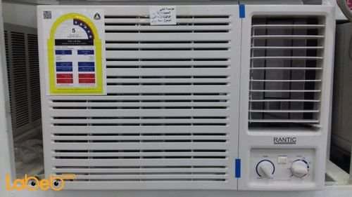 مكيف نافذة RANTIC سعة 1.5 طن حار بارد موديل HAOM18H