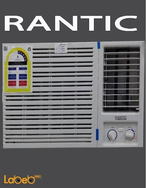 مكيف نافذة RANTIC سعة 1.5 طن حار بارد HAOM18H