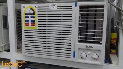RANTIC Window Air Conditioner 2Ton Cold hot HAOM24H model