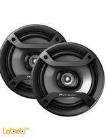 Pioneer car speakers 200W 16cm Black TS-F1634R Model