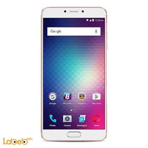 موبايل Blu Vivo 6 ذاكرة 64 جيجابايت 5.5 انش لون ذهبي مورد