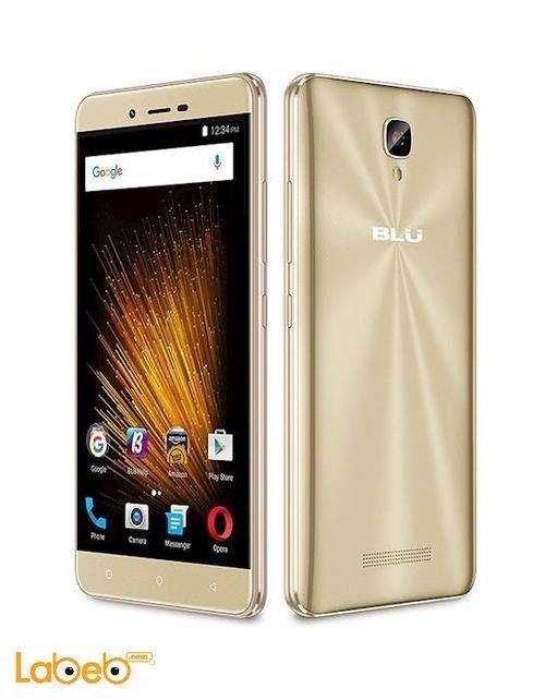 موبايل Blu Vivo xl2 ذاكرة 32 جيجابايت 5.5 انش لون ذهبي