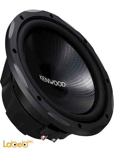 سماعات هوفر كينوود للسيارة قدرة 1000 واط أسود موديل KFC-W3013