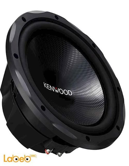 KENWOOD Car Sibwoofer 1000Watt Black color KFC-W3013 model