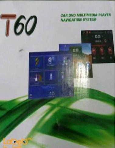 جهاز DVD للسيارة ماركة LED T6 يعمل باللمس HD