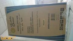 ثلاجة مكتب دانسات - 3.1 قدم - باب واحد - لون أبيض - DFS140M