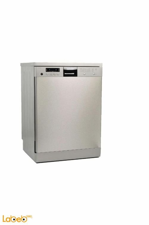 Sharp dishwasher 12 seats 6 program Silver QWV634X