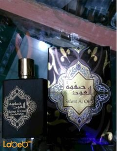 Safwat AlOud perfume - UAE perfume - 100ml - Black color