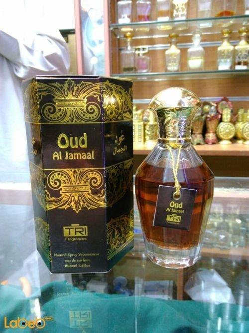 Oud ALJamaal perfume East perfume 100ml Transparent color