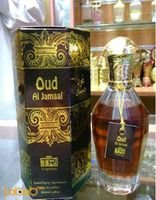 Oud ALJamaal perfume East perfume 100ml Transparent