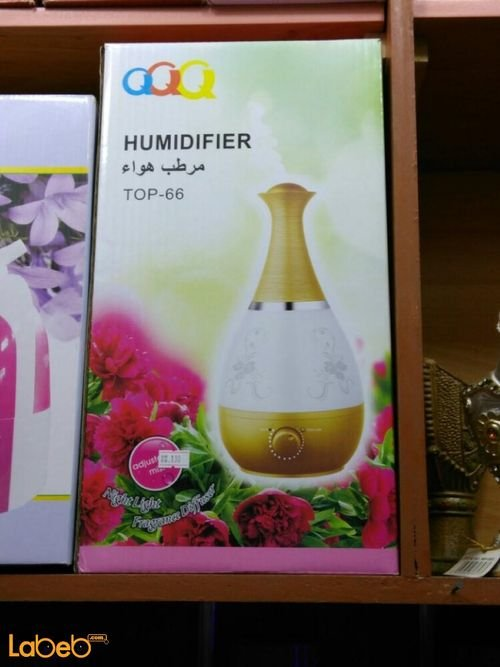 HUMIDIFIER 2.5L 23W Gold color TOP-66 model