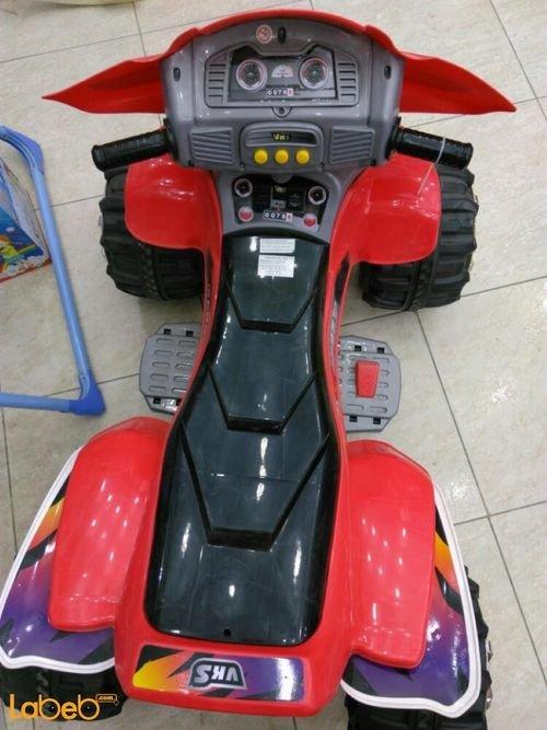 دراجة رباعية SPORT 35 VKS كهربائية 4-5 كم/ساعة أحمر SF125_XSPORT