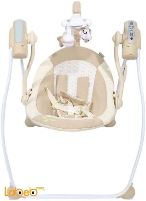 Mamalove swing weight up to 25Kg Beige color NA81