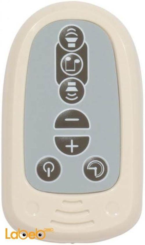 أرجوحة أطفال ماما لوف جهاز تحكم وزن حتى 25 كغم لون بيج موديل NA81